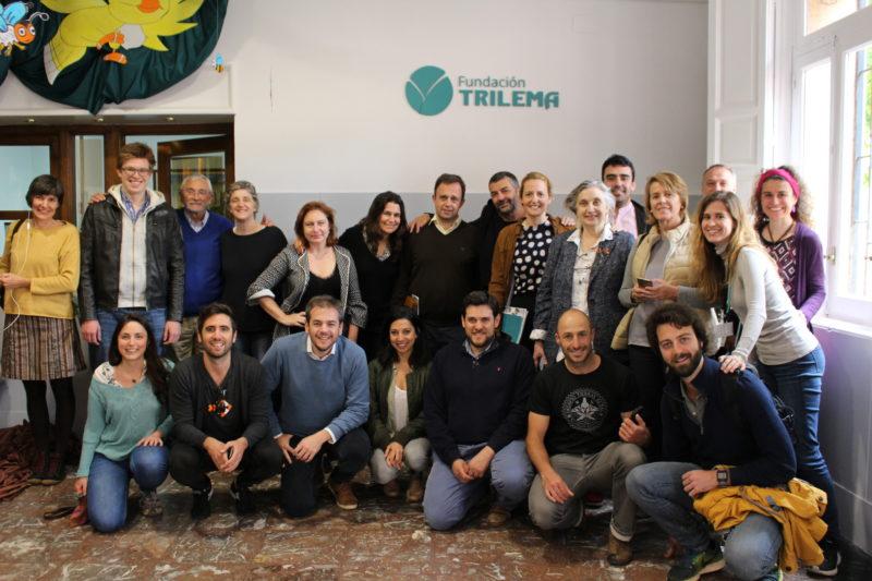 Reunión Fellows Ashoka Soria