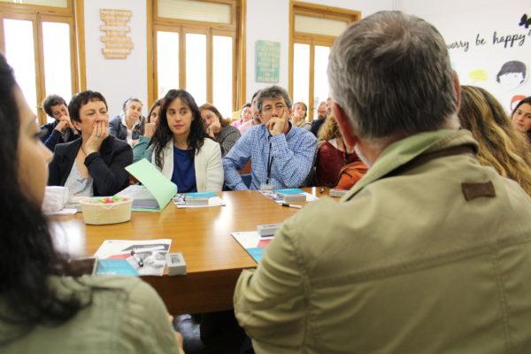 Reunión Fellows Ashoka Soria 2